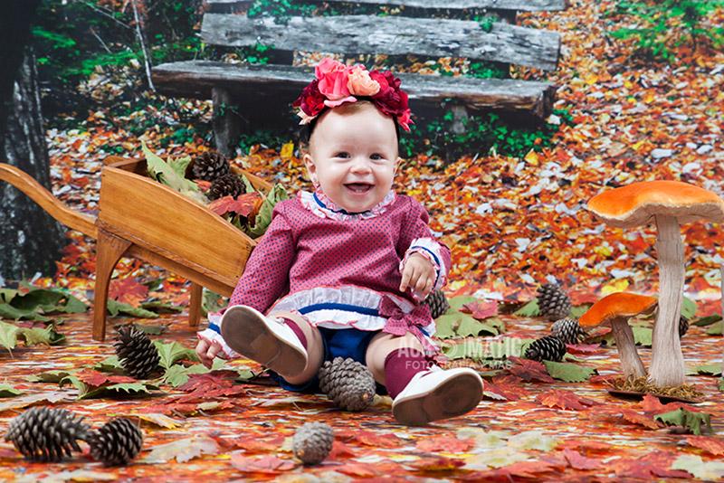 esceña de otoño